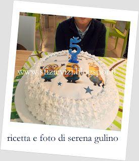 """Sfizi & Vizi: Torta Minions per un """"cattivissimo"""" compleanno, ov..."""
