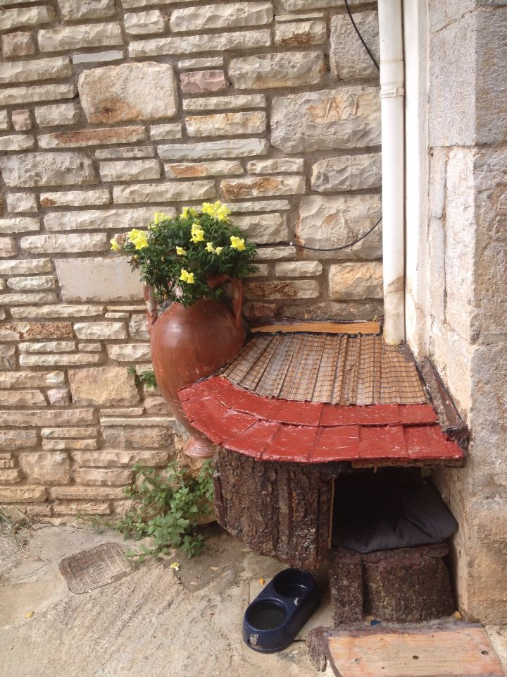 Alternative cute doghouse