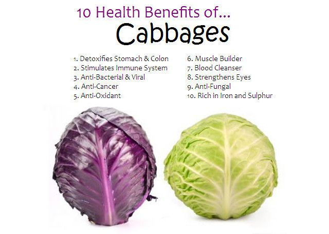 7 Amazing Health Benefits of Cabbage
