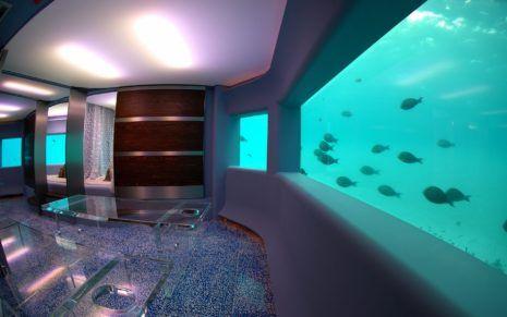 Maldives Underwater Restaurant Wallpaper Hd Latest Wallpapers
