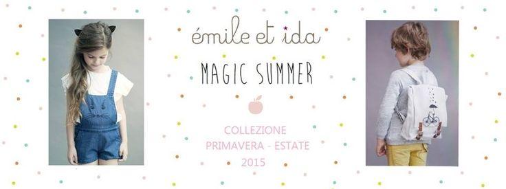 E' arrivata la nuova collezione Emile et Ida..stampa, colori e note bohémien...  http://www.cocochic.it/it/3_emile-et-ida