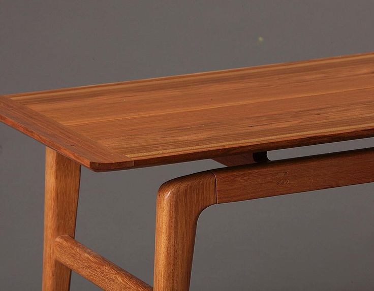 """Oden Gallery on Instagram: """"Cherry and Kwila wood coffee table #Handcrafted by Oden artisan and founder Meredith. #midcenturymodern #gooddesign #womenwoodworkers #coffeetable"""""""