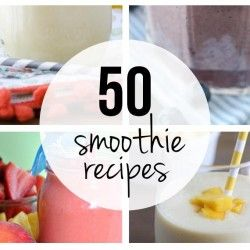smoothie recipesRecipe Smoothie, Easy Recipe, Healthy Oatmeal, Healthy Lifestyle, Drinks Smoothie, Smoothie Recipes, Foodies United, Foodies Paradise, 50 Smoothie