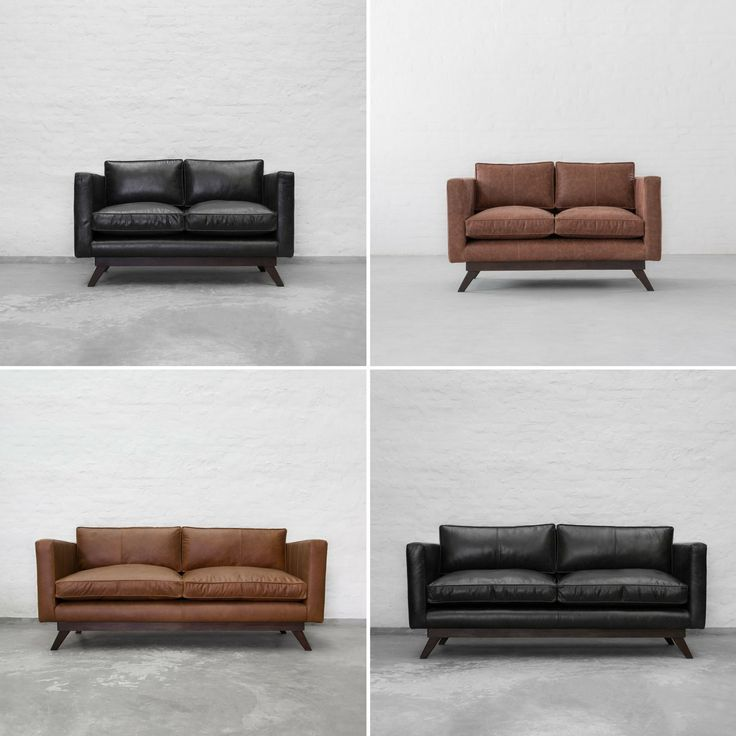 Colton in Leather! SIMPLE. FUNCTIONAL. SOPHISTICATED
