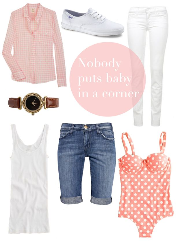 17 Best images about Dirty Dancing Fashion on Pinterest ...