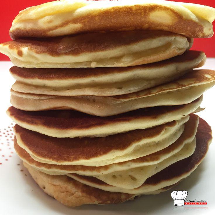 Pancakes façon Cyril Lignac Recette Companion. Retrouvez mes recettes sucrées salées Companion, Cookeo, Thermomix, avec ou sans appareil culinaire