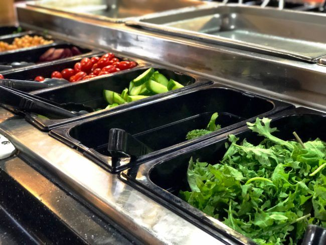 Spice Up Your Salad Bar Game at JHMR