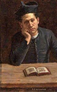 The Awakening, Studying Galileo - Reginald Ernest Arnold - The Athenaeum