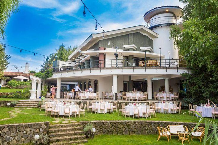 Club Cortina- Pentru nunți în aer liber, lângă București…