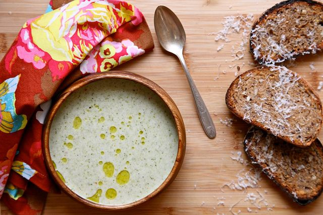 Cream of Broccoli SoupAmazing Recipe, Tasty Recipe, Food Porn, Broccoli Recipe, Eating Healthier, Broccoli Cheese Soup, Broccoli Soup Recipes, Vegan Cream, Vegan Soup