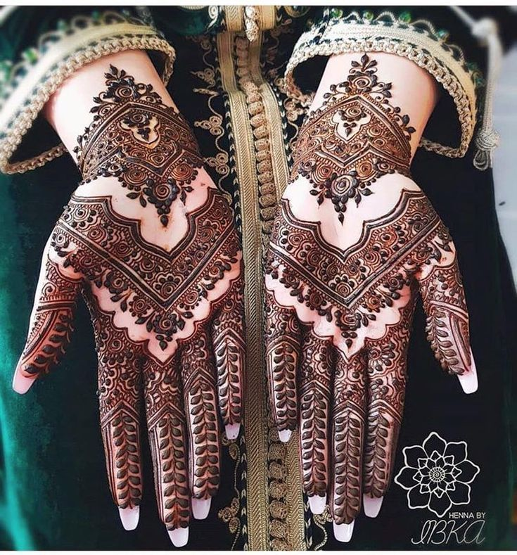 15 Best Mehndi Designs For Navratri 2018 Photos Inspirations Mit Bildern Henna Hand Designs Eid Mehndi Designs Mehandi Designs