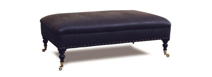 Ashley Ottoman - Designers Collection