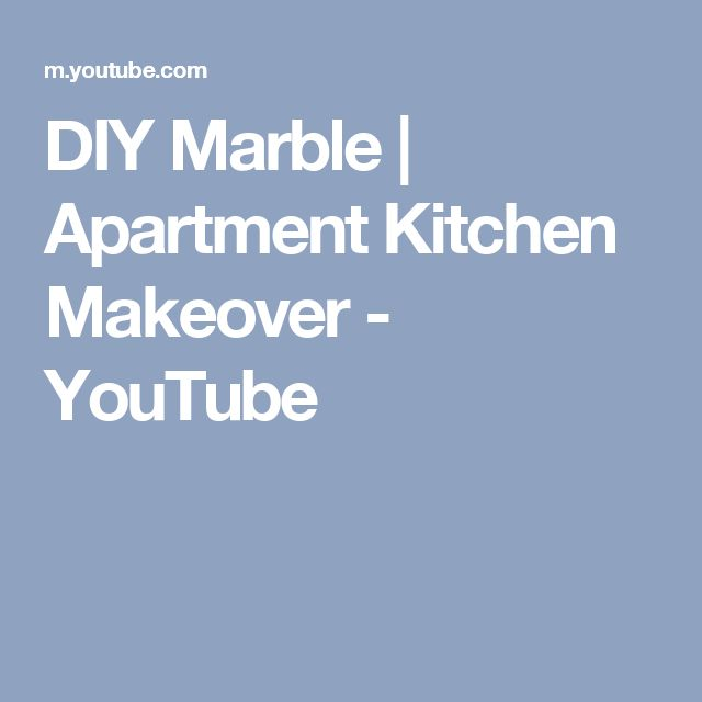 1000+ Ideas About Apartment Kitchen Makeovers On Pinterest
