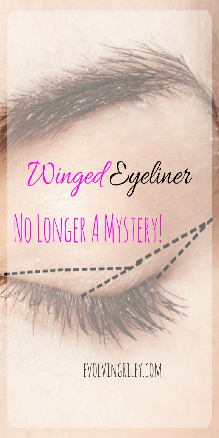 Perfect Winged Eyeliner Is No Longer A Mystery!