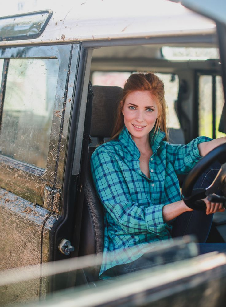 // the car - what else  The Tweed Fox — oliviascharmedlife: Country Club Prep