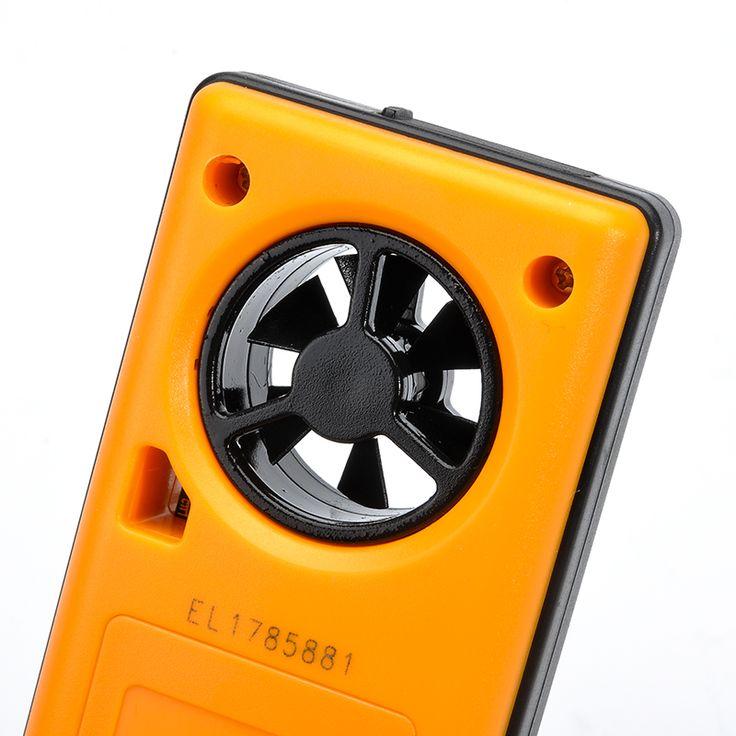 СКИДКА 32% на Portable Multipurpose Anemometer - Wind Speed, Temperature, Humidity, Wind Chill, Dew Point + More в магазине Chinavasion.com INT https://xn----7sbbrr1acpfy0cc2ic.site/tovar/portable-multipurpose-anemometer-wind-speed-temperature-humidity-wind-chill-dew-point-more-15217.html  Цена: 26.43 $At a Glance...Easy to read LCD display to see the readingsMeasures temperature, humidity, wind chill, dew point, atmospheric pressure, altitude, illuminance and wind speedCompact and light so…
