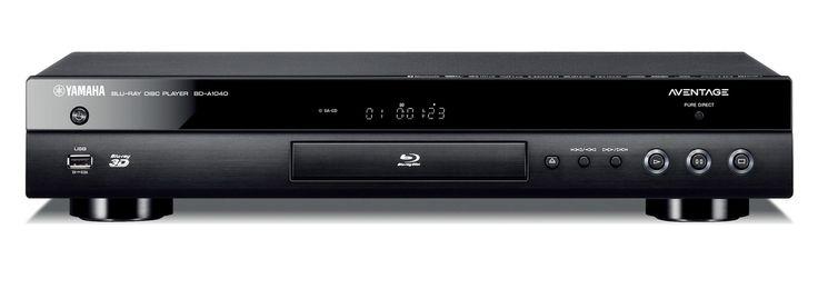 Yamaha BD-A1040 Blu-ray Player
