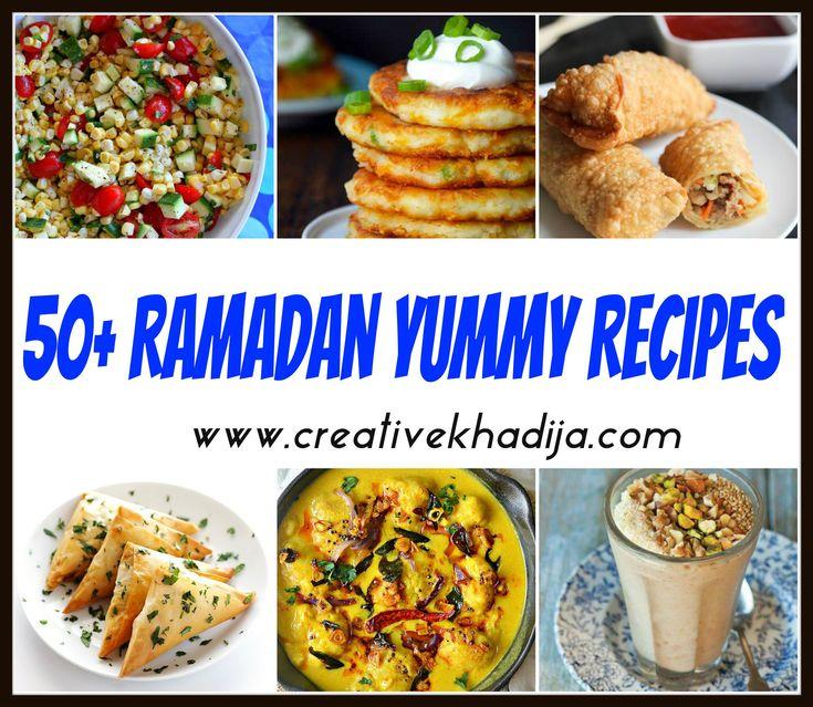 Easy islamic recipes