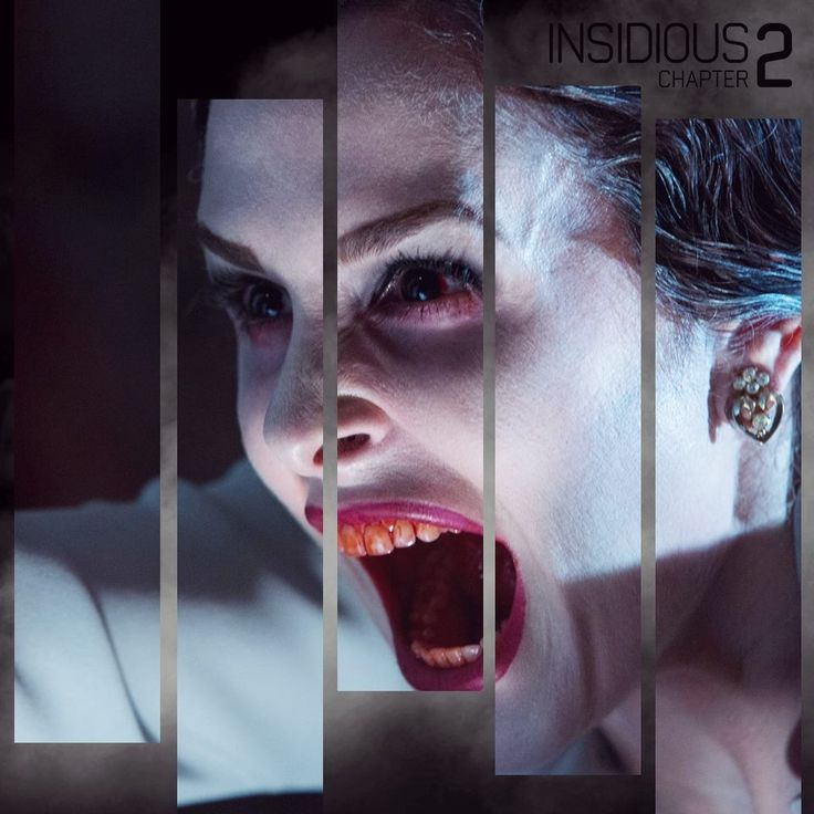 Who's ready for insidious chapter 2... ?