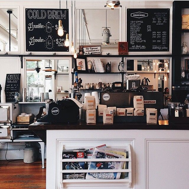 817 Best Images About Coffee Shops + Bakeries. On