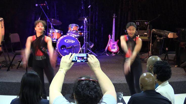 Glenn Robertson Jazz Band featuring 2 Dancers at Kaleidoscope Cafe!