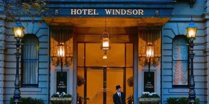 Hotel Windsor Melbourne Victoria
