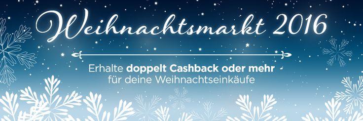 Swagbucks #Weihnachtsmarkt - Bis zu 20% #Cashback bis zum 26.12.2016