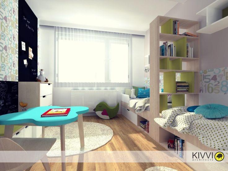 Detská izba, Pezinok - Projekty   Kivvi architects
