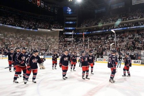 Columbus Blue Jackets Make Noise In 2014 Stanley Cup Playoffs