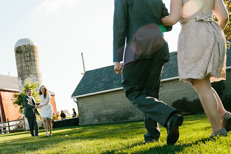 One of Canada's Most Unique Wedding Venues - Cambium Farms | A Brit & A Blonde. Weddings on a Farm in Caledon, Ontario.