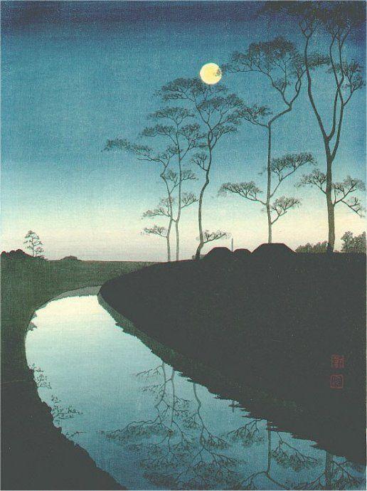 Canal Under the Moonlight, Shoda Koho