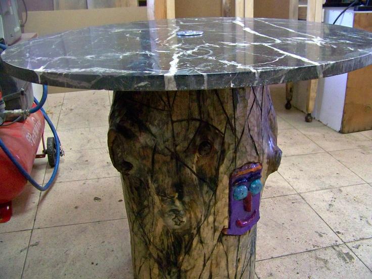 17 mejores im genes sobre nuestros muebles en pinterest - Reciclar marmol ...