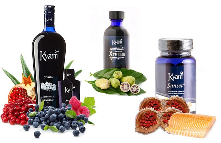Some had pains that had been going on for months, or years, and after taking Kyani products, their health improved, and the body pains went away.