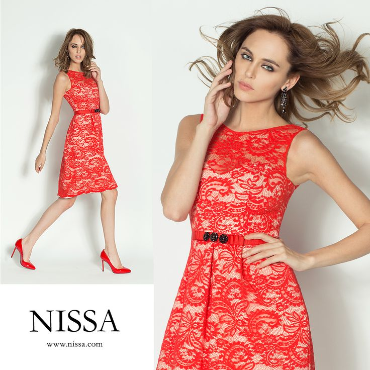 NISSA dresses: The Power of RED  http://goo.gl/bQkUvQ  #nissa #dress #red #power #rochie #eveningdress #fashion #style #look #outfit #fashionista #beautiful