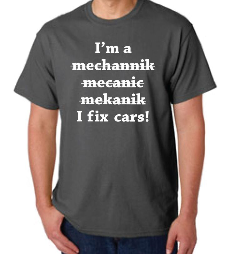 Fathers day mechanic shirt funny car shirt gift for