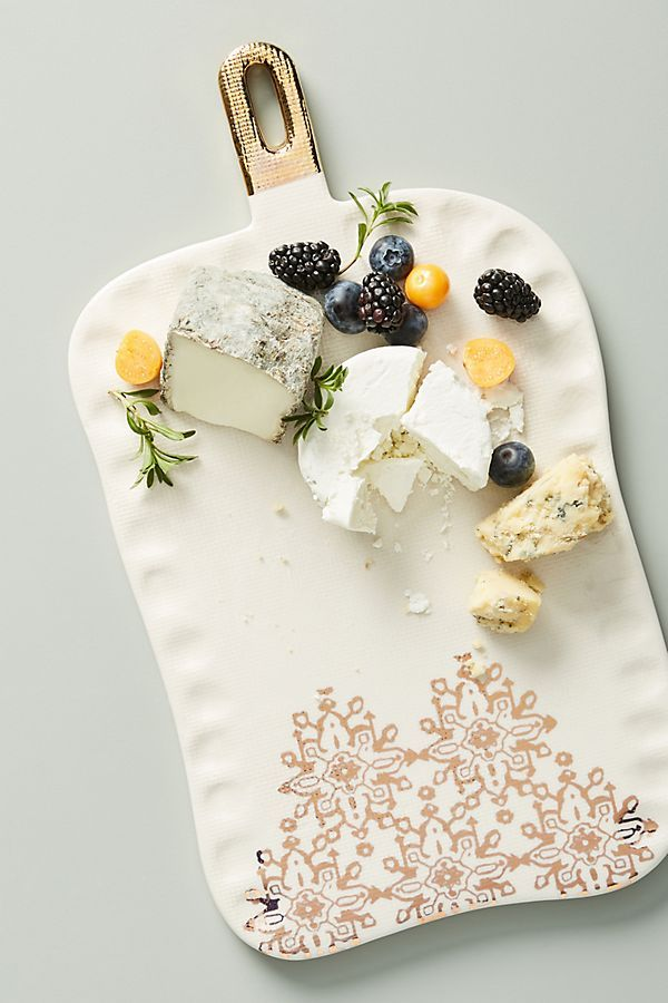 Austen Cheese Board