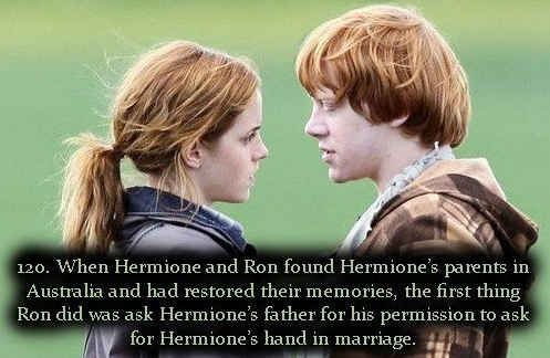 100 Things You Didn't Know About Harry Potter Personally, I knew all but 29 1/2 of these.