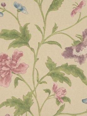 China Rose - Sage