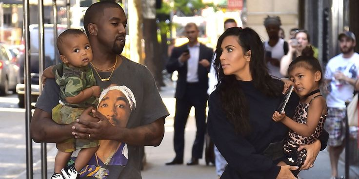 See the First Look from Kanye West and Kim Kardashian's Children's Clothing Line - HarpersBAZAAR.com