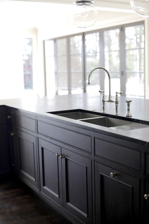 kitchen sinks with cabinets 17 best ideas about black kitchen sinks on 22032
