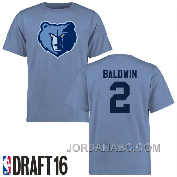 http://www.jordanabc.com/wade-baldwin-memphis-grizzlies-2-2016-nba-draft-pick-name-number-blue-tshirt-on-sale.html WADE BALDWIN MEMPHIS GRIZZLIES #2 2016 NBA DRAFT PICK NAME & NUMBER BLUE T-SHIRT ON SALE Only $50.00 , Free Shipping!
