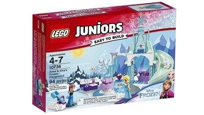 LEGO Juniors 10736, Annas & Elsas frusna lekplats