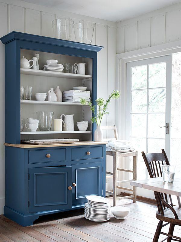 Chichester Dresser In Blakeney Blue Neptune Coastal