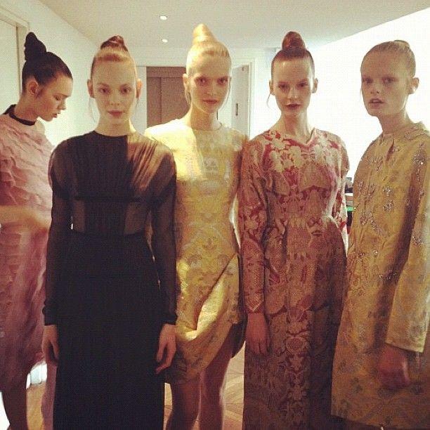 #Valentino couture #Paris