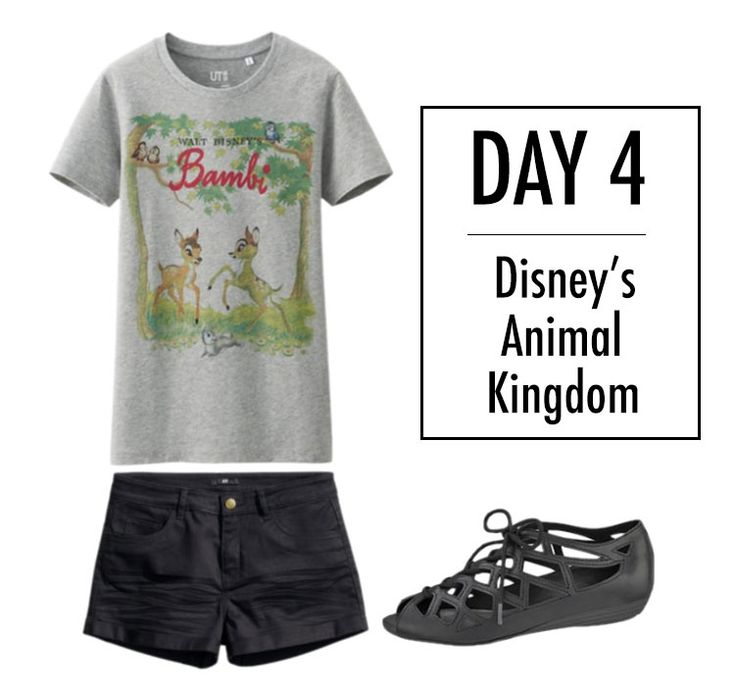 Walt Disney World Outfit Diary Fashion Disney Style
