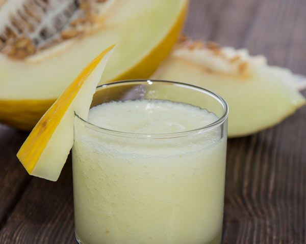 Honeydew and Ginger Smoothie Recipe