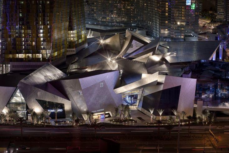 Crystals at CityCenter, Las Vegas: Cities Center, Las Vegas, Natural Skin, Mirag Cities, Libeskind Create, Daniel Libeskind, Studios Daniel, Mgm Mirag, Libeskind Lasvega