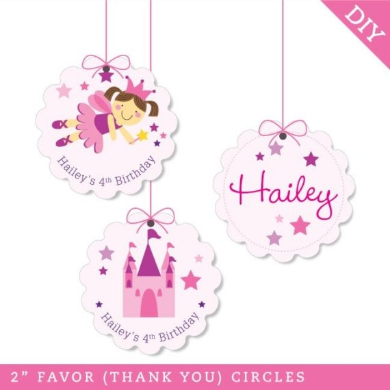Fairy printables ~ these are super cute!