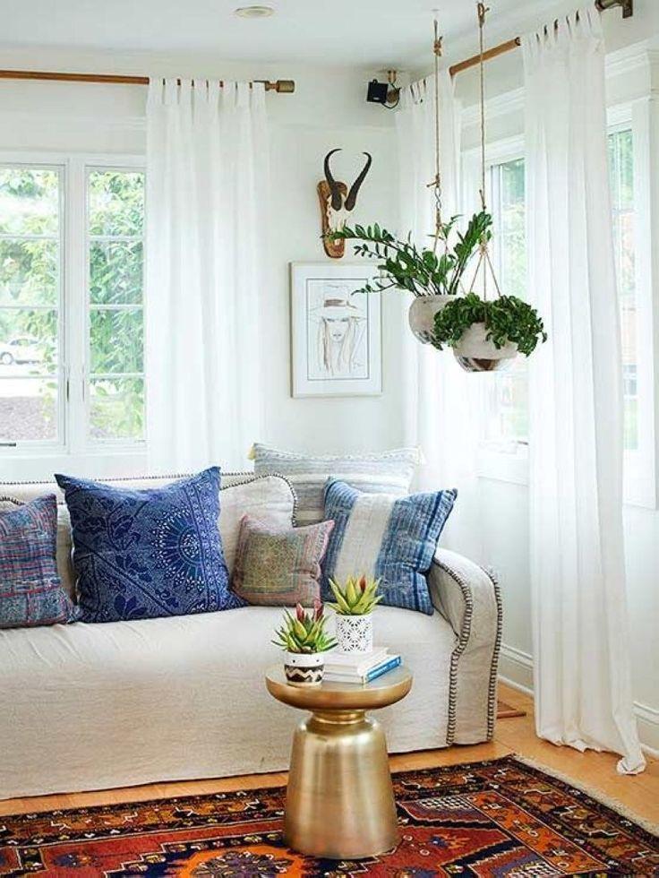 26 Bohemian Living Room Ideas: 43 Cozy Boho Living Room Decor Ideas