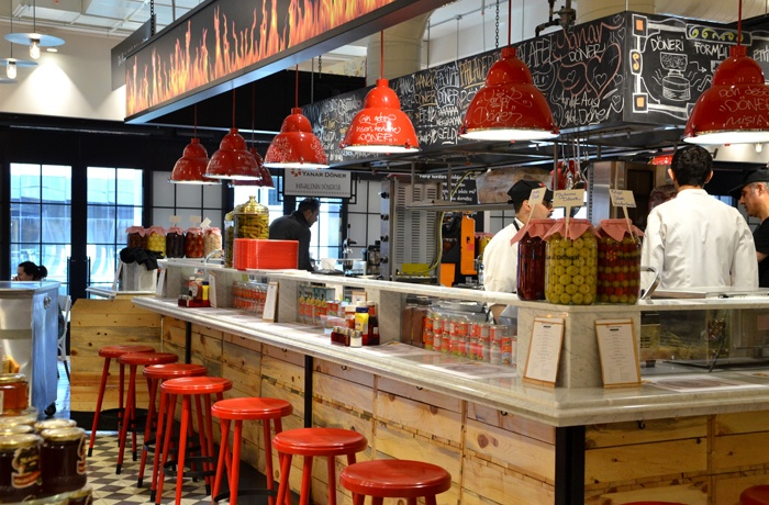 Mahalle: Food Court Makeover. |Discover it on http://www.theguideistanbul.com/news/detail/1012/Mahalle-Food-Court-Makeover-
